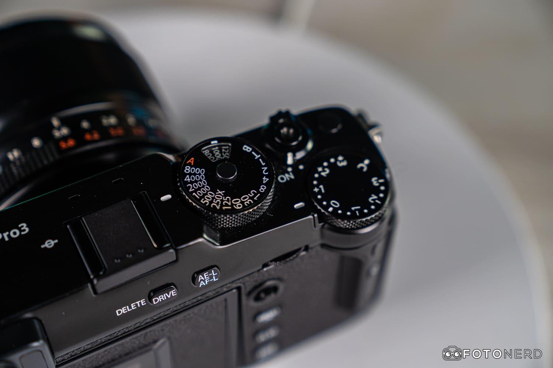Fujifilm X-Pro 3 recensione