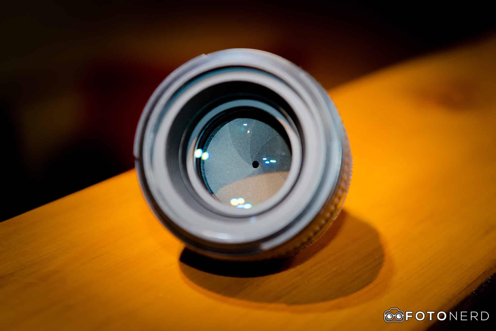 diaframma fotografico