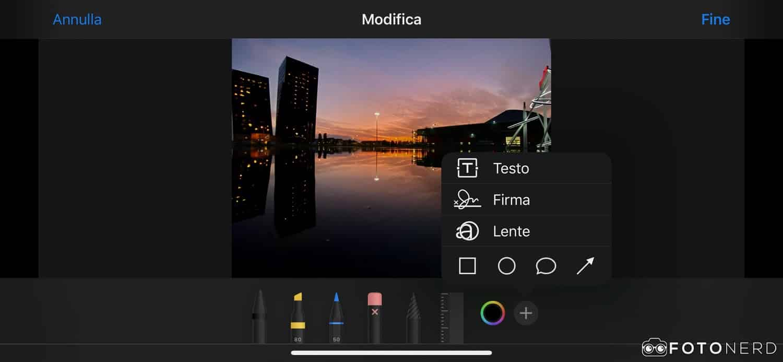 Fotocamera iPhone 11 Pro Max