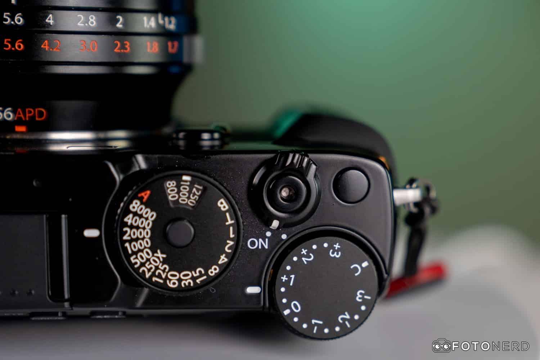 Sensibilità ISO Fotografia