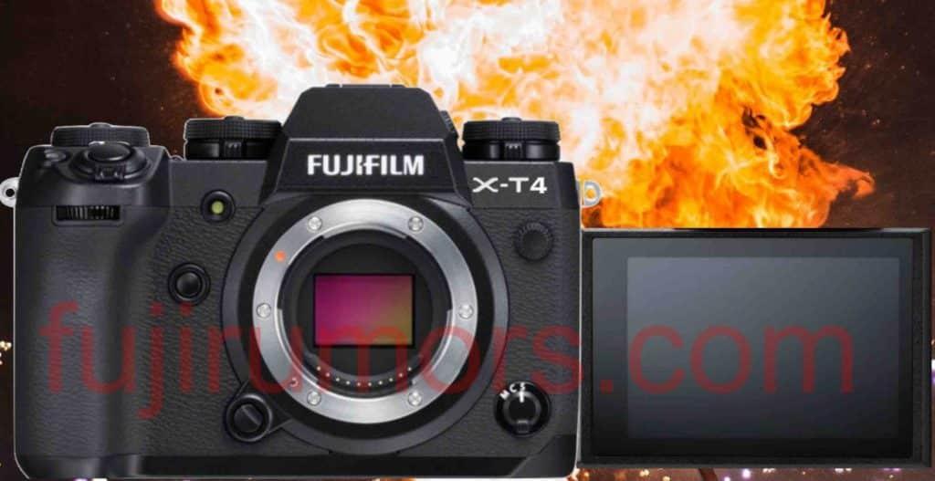 Fujifilm X-T4 data di uscita