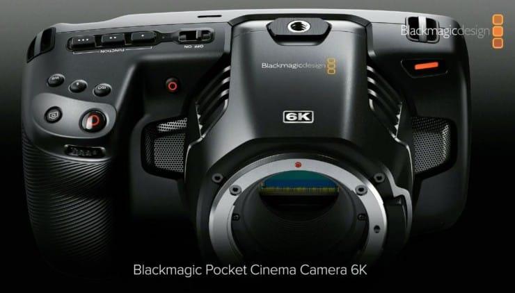Blackmagic Camera Setup 6.8