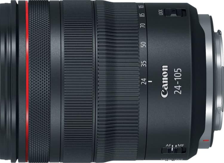Canon RF 24-105 Leak