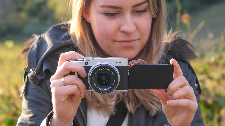 Fujifilm X-A5 aggiornamento 1.10