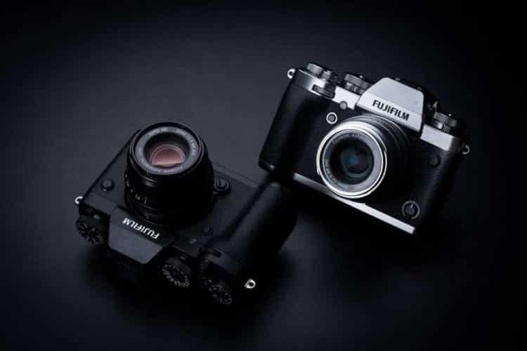 Fujifilm X-T4 batteria