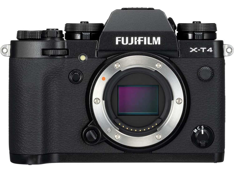 Fujifilm X-T4 data annuncio