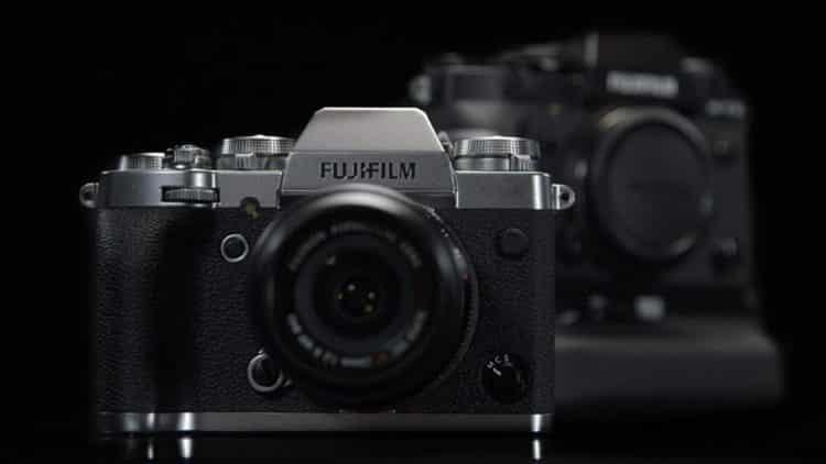 Fujifilm X-T4 leak immagini