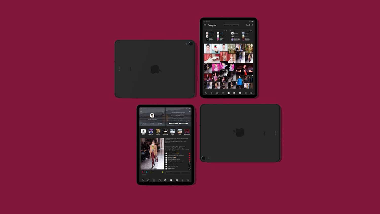 Instagram per iPad