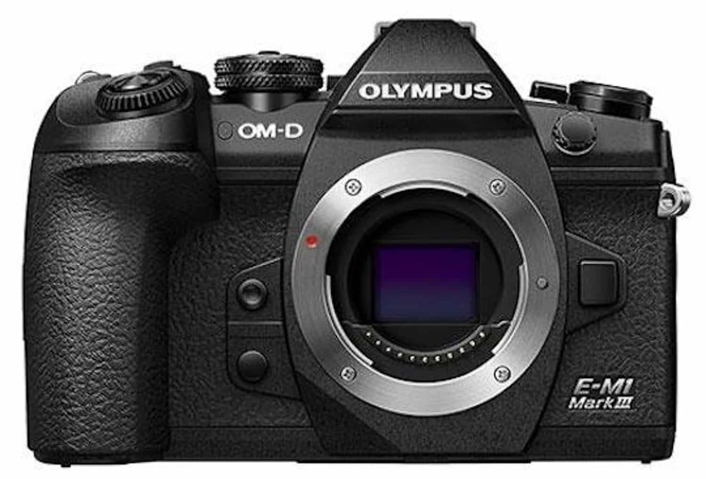 Olympus E-M1 Mark III leak