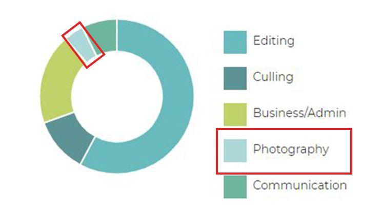 statistiche fotografi di matrimonio