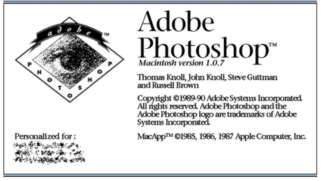Video Photoshop 1.0