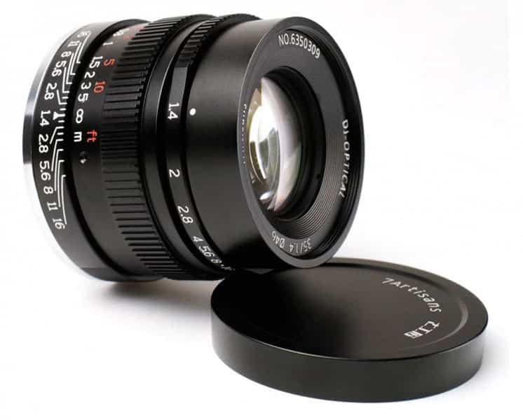 7Artisans 35mm f/1.4 Z-Mount