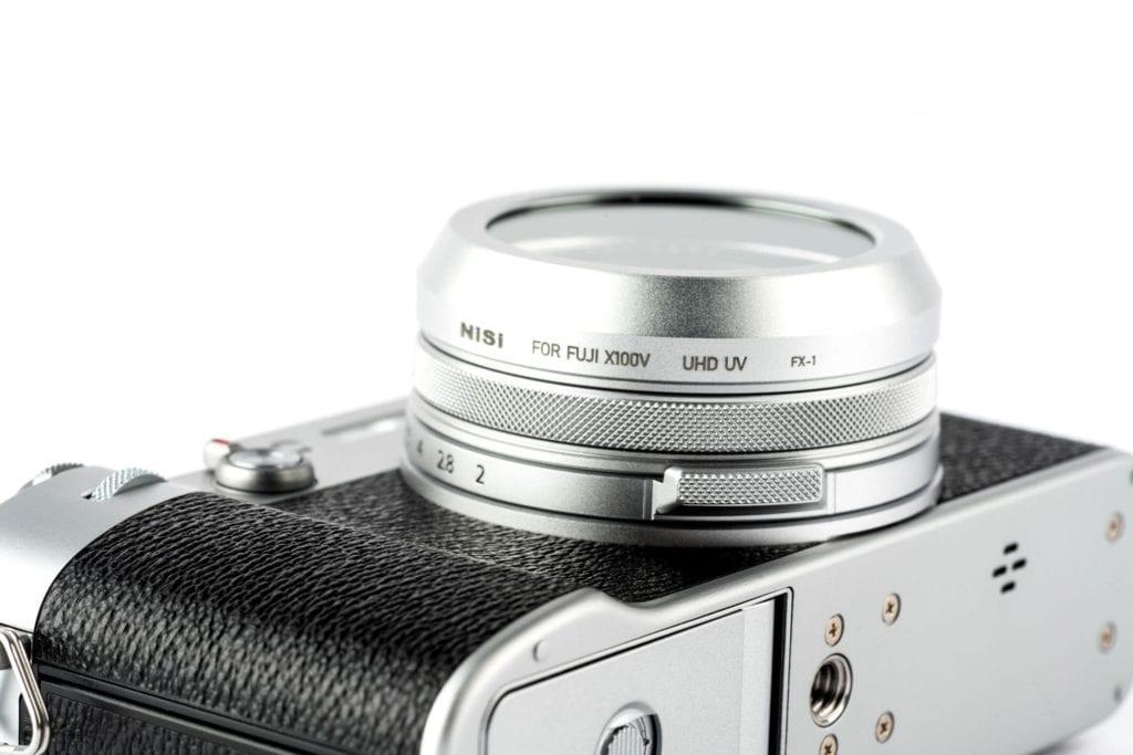 NiSi filtri Fujifilm X100V