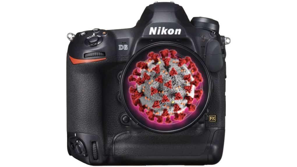 Nikon coronavirus