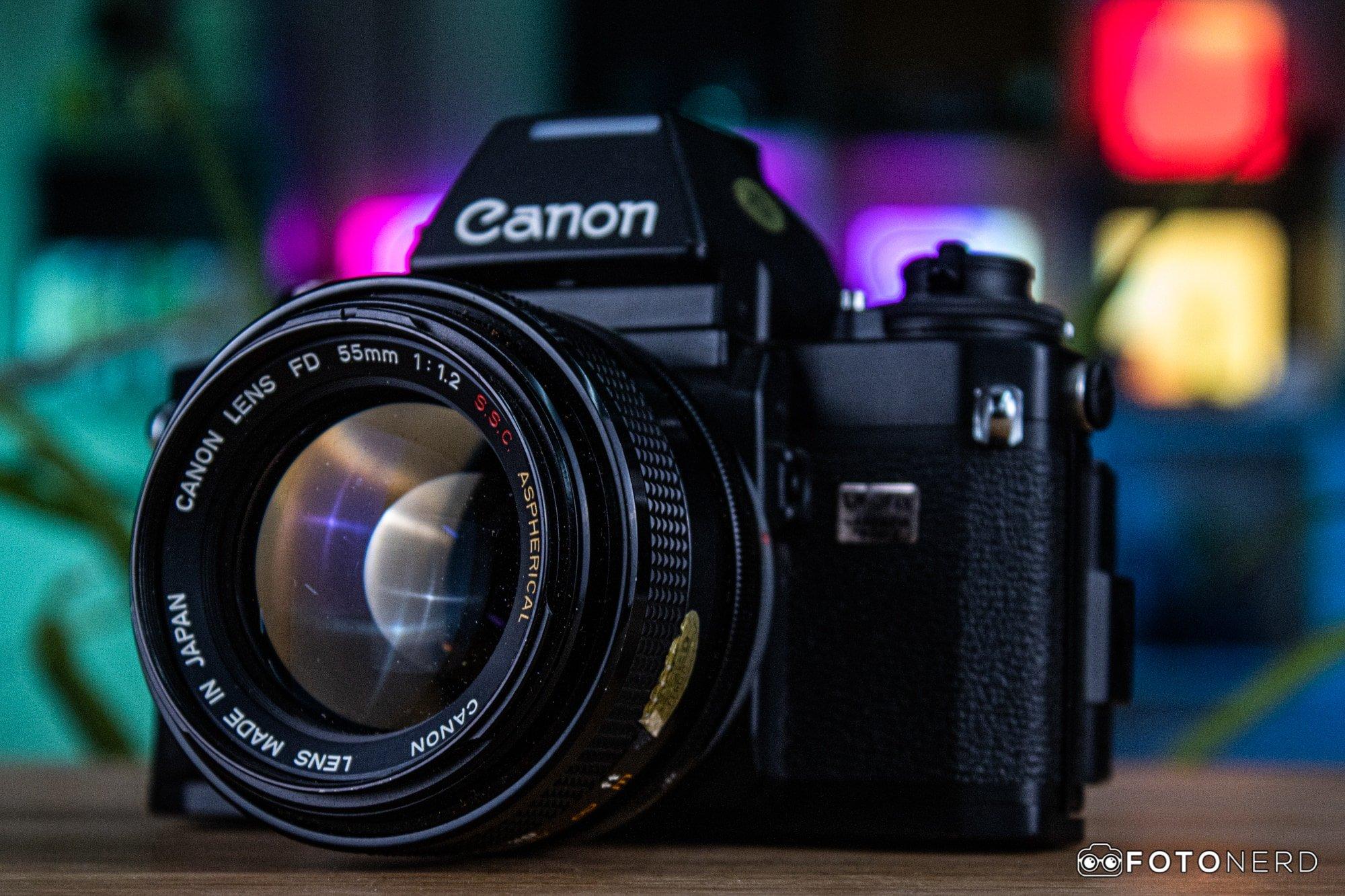 Canon F-1