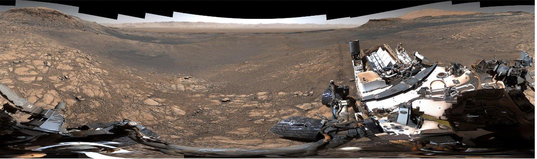 Marte in alta risoluzione