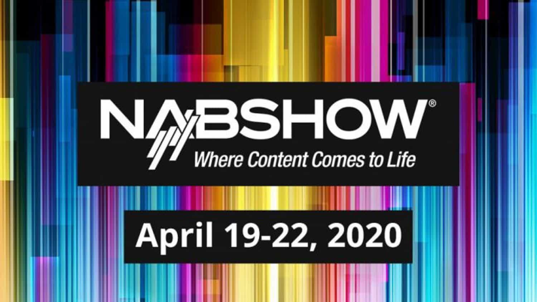 NAB 2020 cancellato