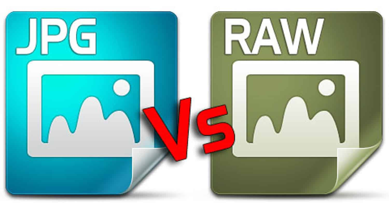 RAW vs JPEG
