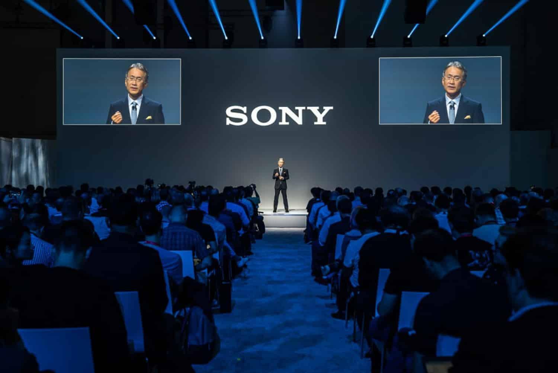 Sony conferenza 20 aprile