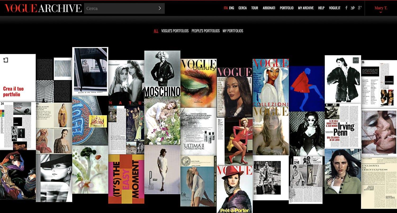 Vogue Italia gratis