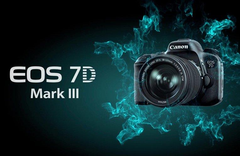 Canon EOS 7D Mark III Rumors