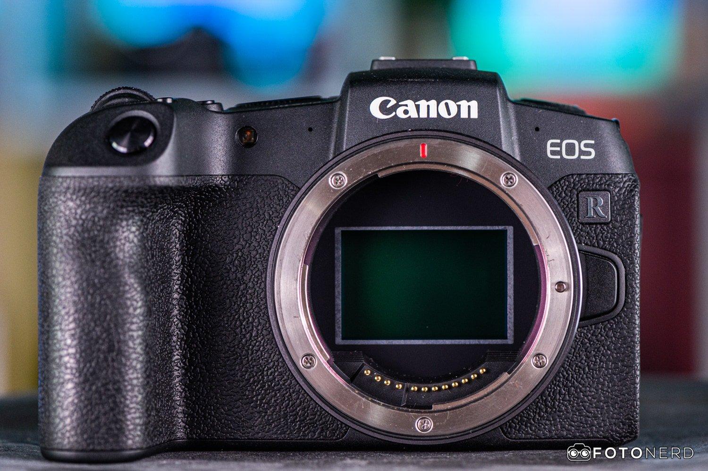 Canon EOS RP recensione