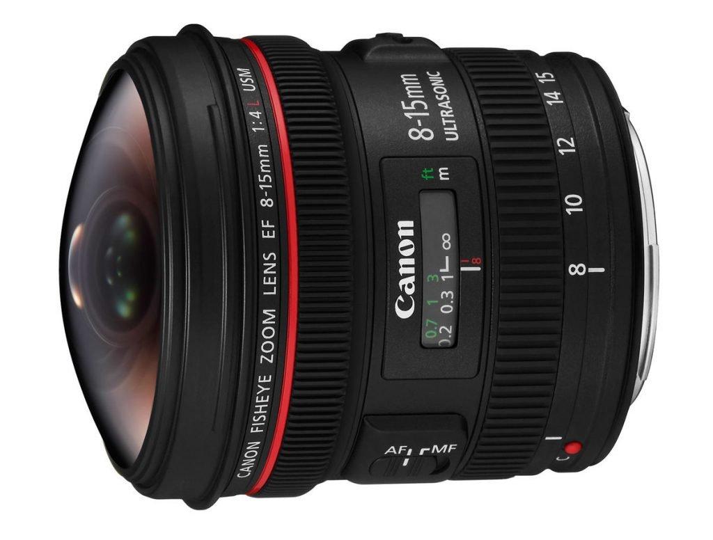 Canon RF 8mm f/4.0
