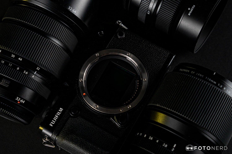 Fujifilm GFX50R recensione