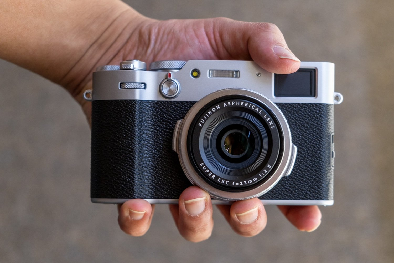 Fujifilm X100V problema surriscaldamento