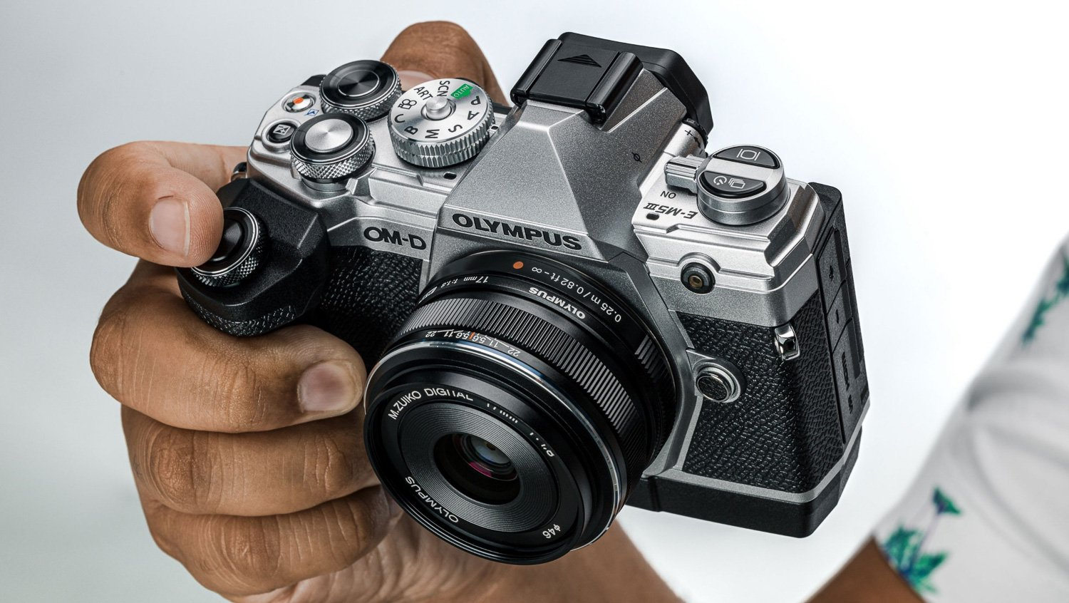 Home With Olympus
