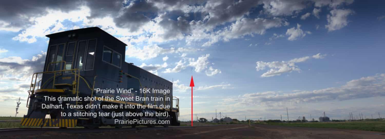 Prairie Wind timelapse 16K