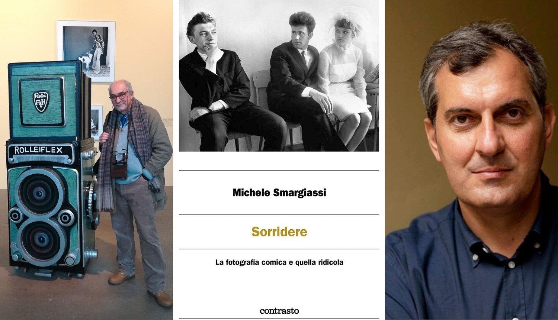 Sorridere libro Michele Smargiassi