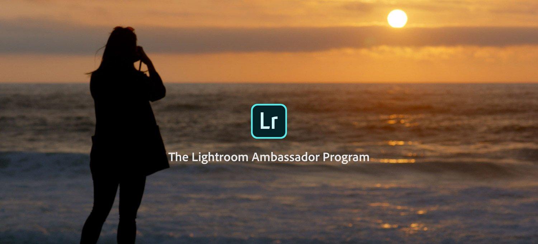 Adobe Lightroom Ambassador