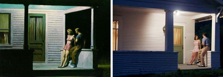 Edward Hopper cortometraggio