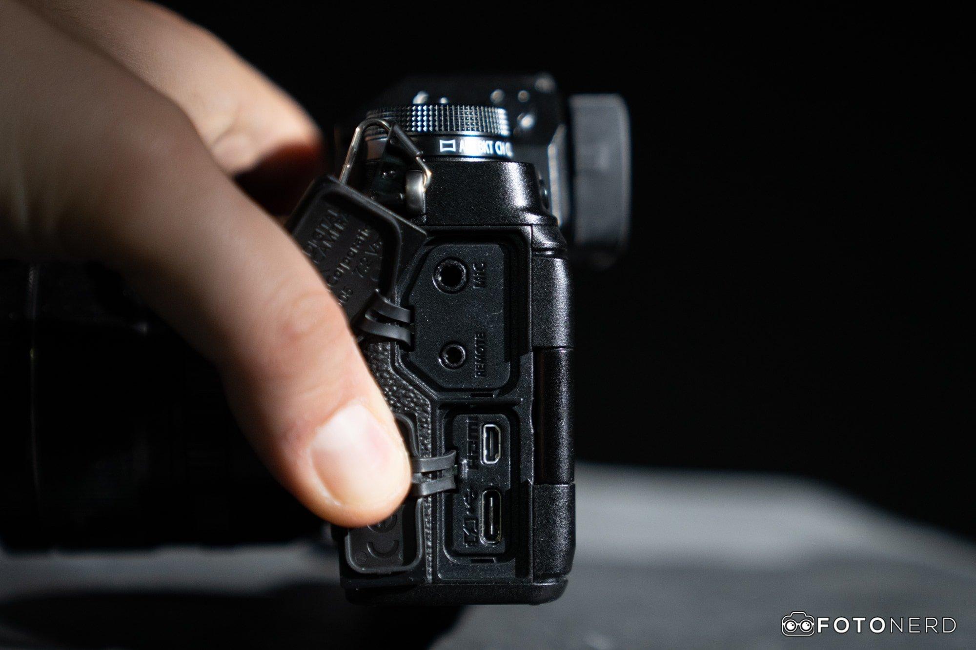 Fujifilm X-T4 recensione