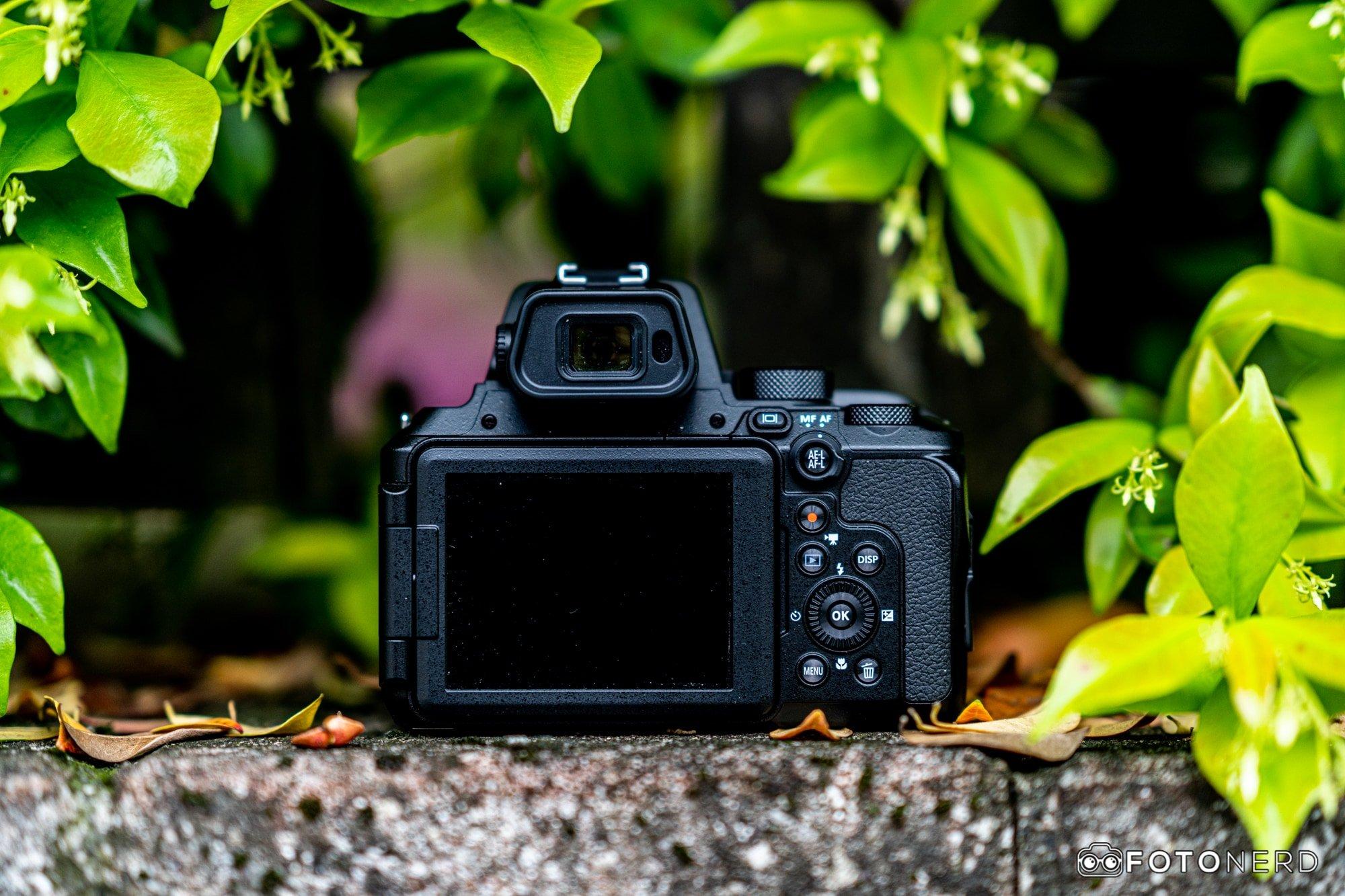 Nikon P950 recensione
