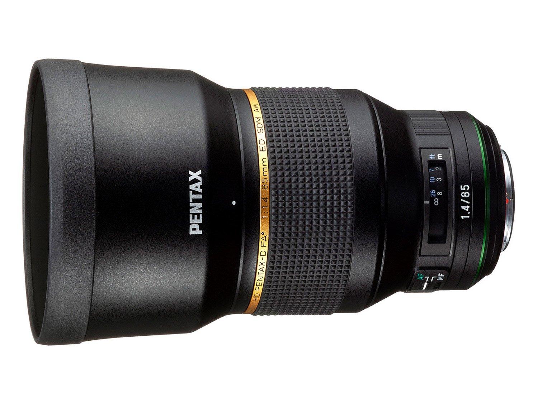 Pentax-D FA 85mm f/1.4