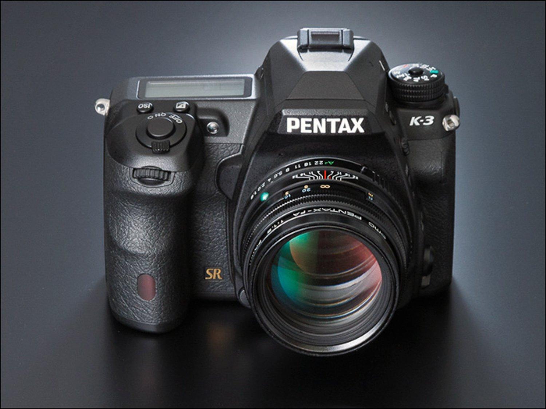Pentax K-3 III rumors