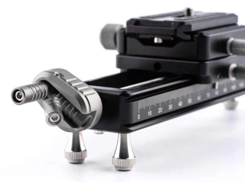 NiSi NM-180 slitta micrometrica