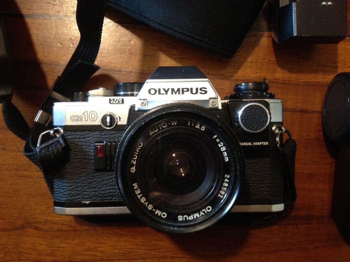 Olympus vende la divisione fotografica
