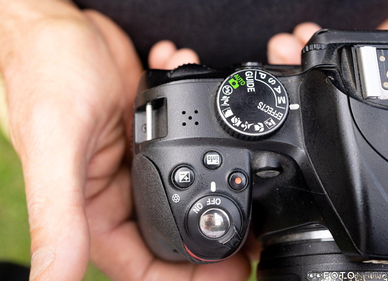 Come usare la reflex in manuale