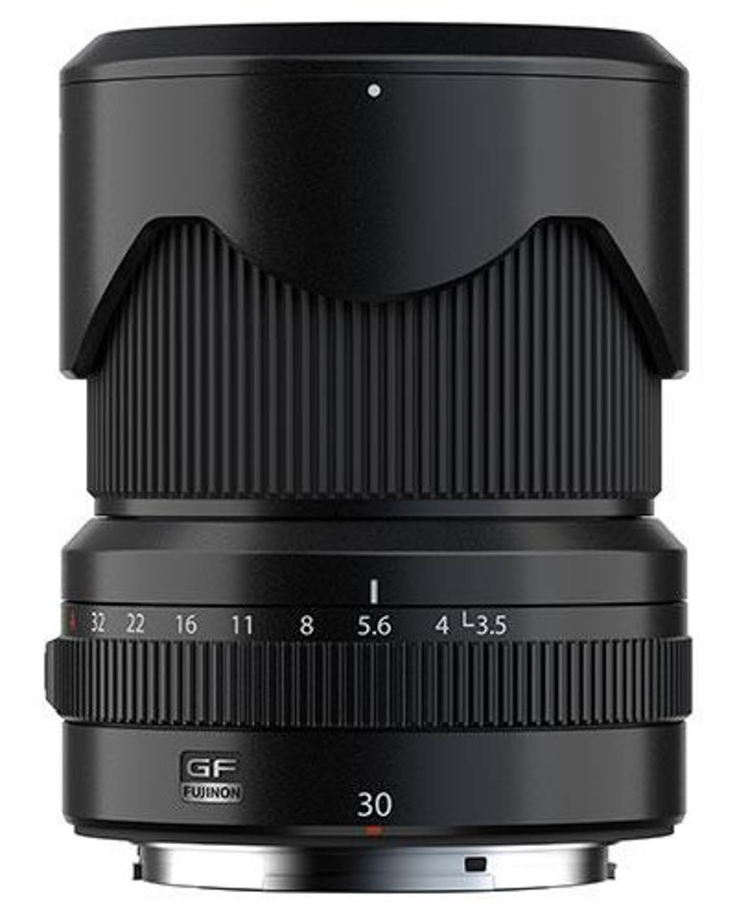 Fujinon GF 30mm f/3.5 leak