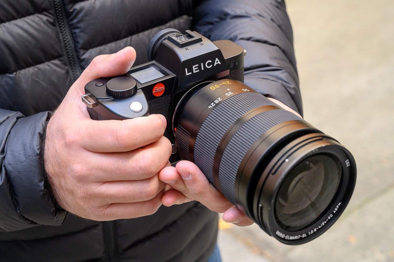 Leica SL2 firmware 2.0