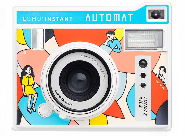Lomo'Instant Automat Sundae Kids Edition
