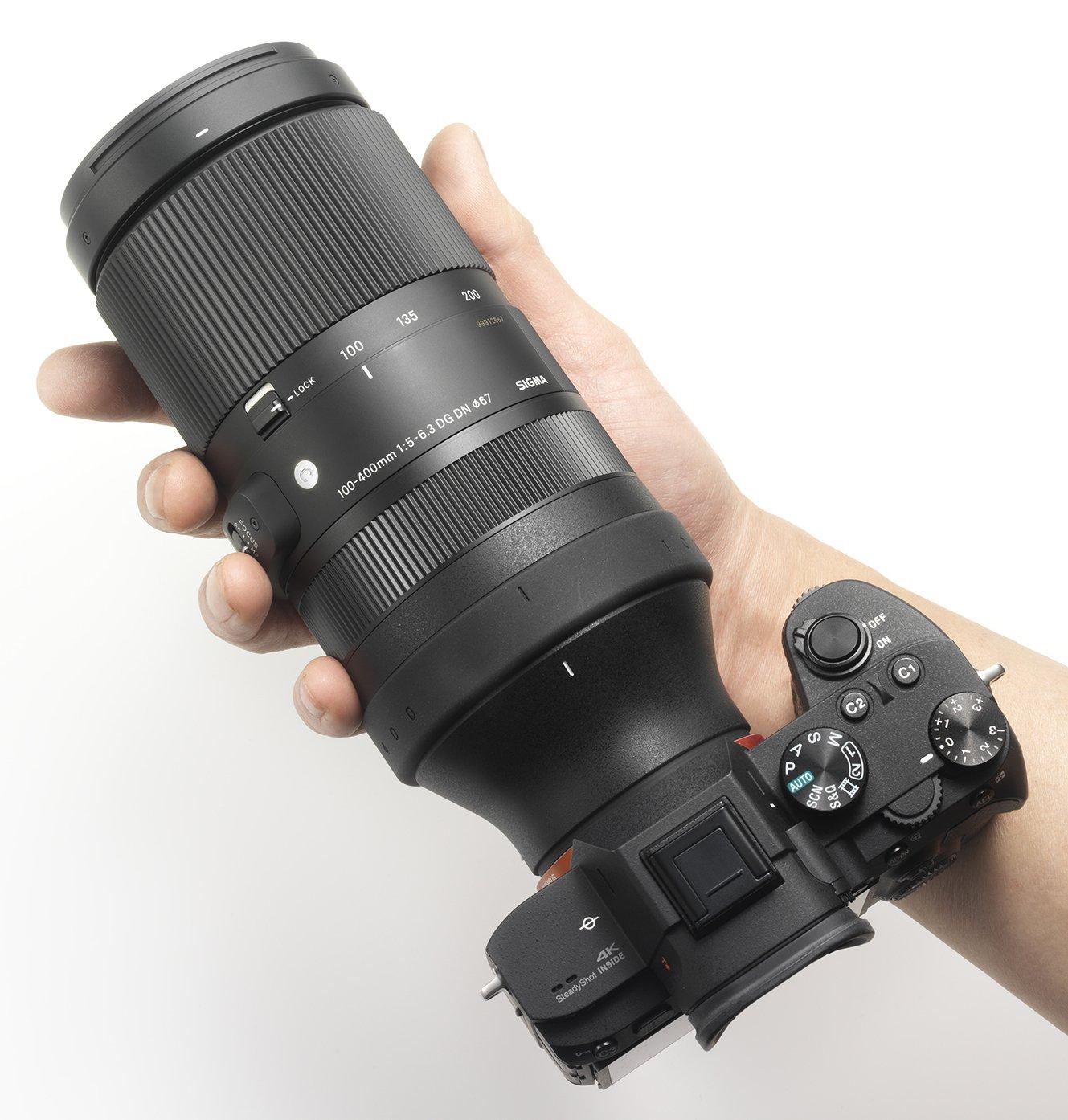 Sigma 100-400mm f/5-6.3 DG DN OS