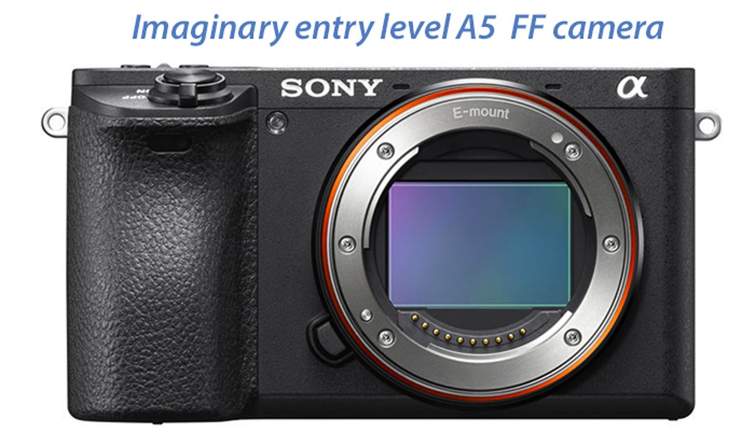 Sony A5 rumors
