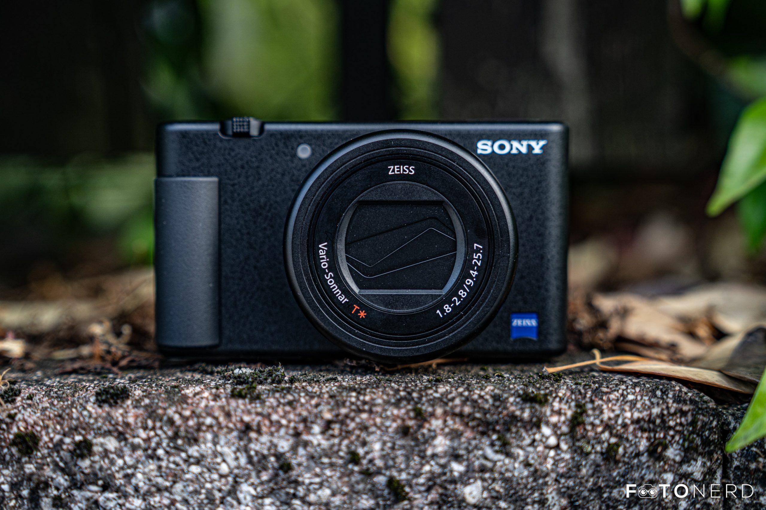 Sony ZV1 Recensione
