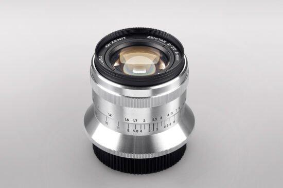 Zenit Zenitar 35mm f/2 Sony E