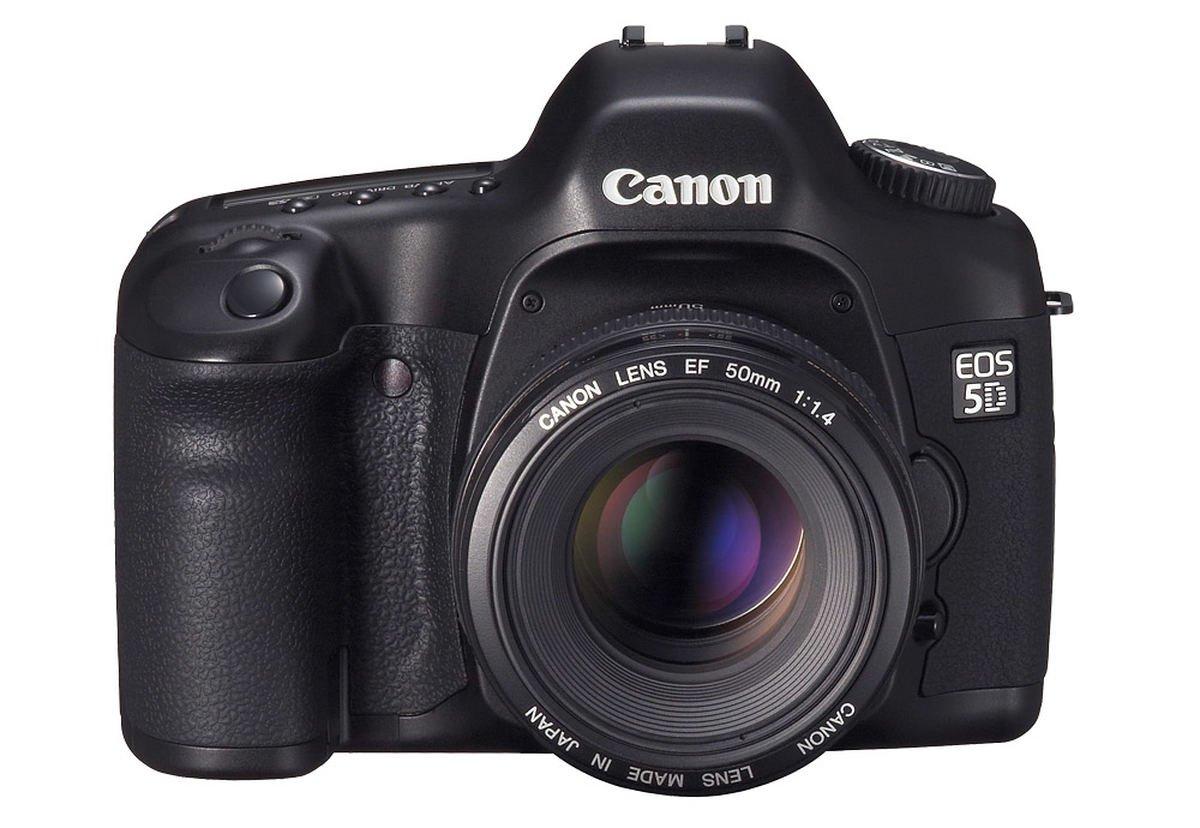 Canon EOS 5D fine
