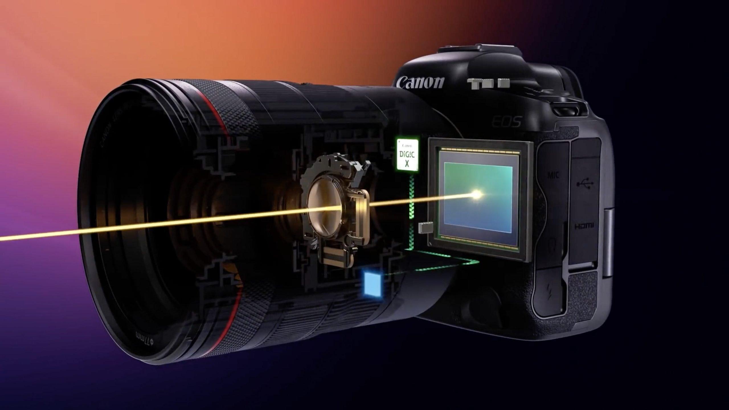 Canon EOS M50 Mark II rumors